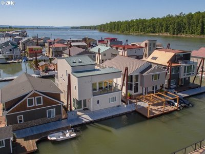 Single Family Home For Sale: 18525 NE Marine Dr #B-6