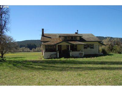 Monmouth Single Family Home Sold: 12245 Pedee Creek Rd