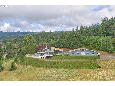Single Family Home For Sale: 16350 NE Hillsboro Hwy