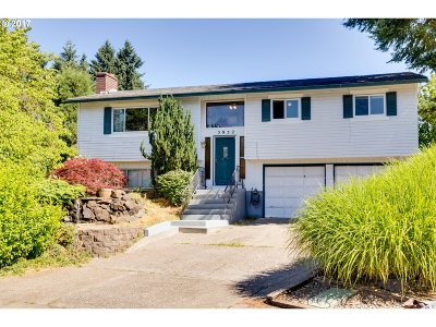 Beaverton Single Family Home For Sale: 5952 SW 173rd Ave