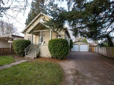 Portland OR Single Family Home For Sale: $415,000