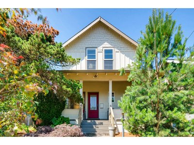 Single Family Home Sold: 4905 NE 14th Ave