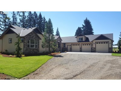 Single Family Home For Sale: 31060 SE Church Rd
