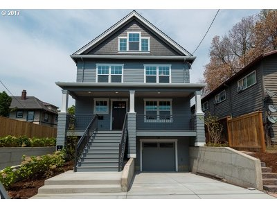 Single Family Home For Sale: 1725 SE Alder St