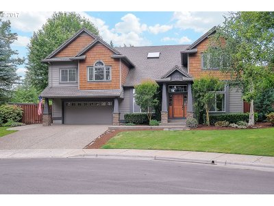 Wilsonville Single Family Home For Sale: 31402 SW Olympic Dr