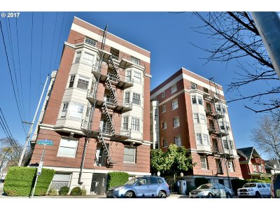 Portland Condo/Townhouse For Sale: 2083 NW Johnson St #31