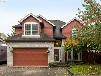 Milwaukie Single Family Home For Sale: 14633 SE Brightwood Ave