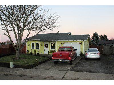 Eugene Single Family Home For Sale: 1425 Chase St
