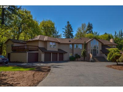 West Linn Single Family Home For Sale: 30125 SW Old Well Rd