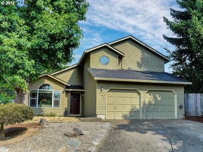 Beaverton Single Family Home For Sale: 7174 SW 161st Pl
