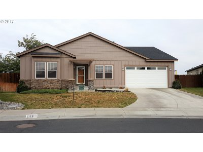 Hermiston Single Family Home For Sale: 2178 NW Dawn Dr