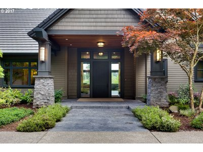 Wilsonville Single Family Home For Sale: 6840 SW Montgomery Way