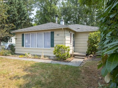 Beaverton Single Family Home For Sale: 90 SW 131st Ave