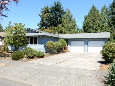 Eugene Single Family Home For Sale: 4937 Cone Ave
