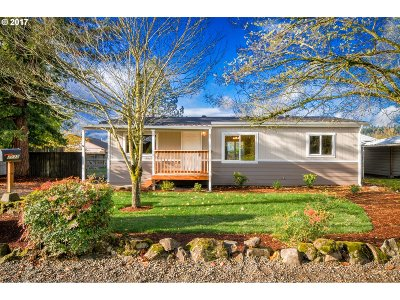 Turner Single Family Home Sold: 7725 5th St SE