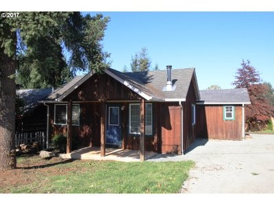 Cottage Grove, Creswell Single Family Home For Sale: 1446 Parks Rd