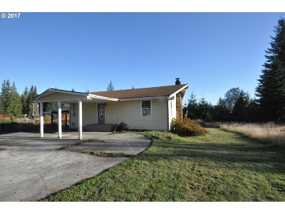 Clackamas County, Columbia County, Jefferson County, Linn County, Marion County, Multnomah County, Polk County, Washington County, Yamhill County Single Family Home For Sale: 68135 Meissner Rd