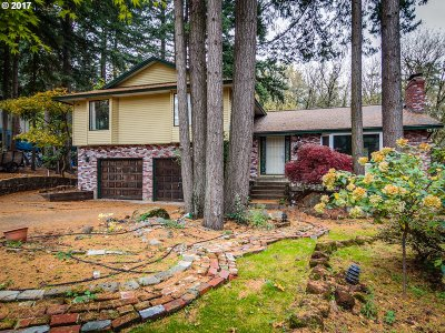 Happy Valley, Clackamas Single Family Home For Sale: 10136 SE Steven Ct