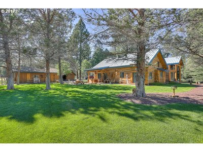 Sisters Single Family Home For Sale: 15651 National Forest Ln