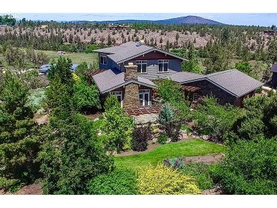 Bend Single Family Home For Sale: 20330 Rock Canyon Rd