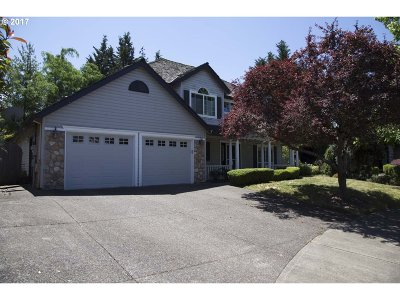 Tigard Single Family Home For Sale: 16394 SW Hoops Ct