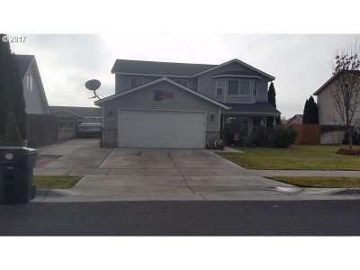 Hermiston Single Family Home For Sale: 628 E Browning Ave
