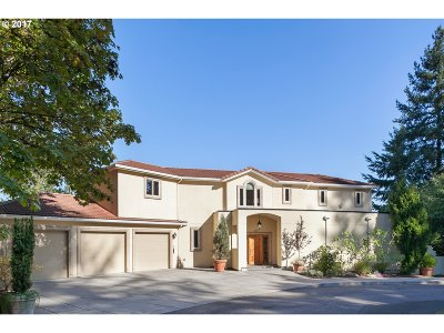 Single Family Home For Sale: 2921 NW Fairfax Ter