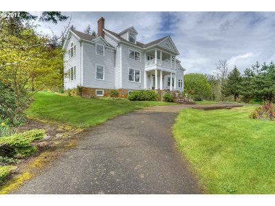 Salem Single Family Home For Sale: 3018 NW Brush College Rd