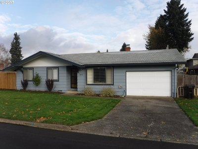 Canby Single Family Home For Sale: 606 NE 16th Ave