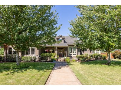 Springfield Single Family Home For Sale: 90730 Marcola Rd
