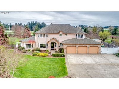 Brush Prairie WA Single Family Home Sold: $686,000