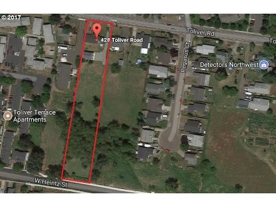 Oregon City Residential Lots & Land For Sale: 428 Toliver Rd