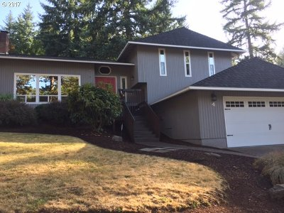 Lake Oswego Single Family Home For Sale: 4 Abelard St