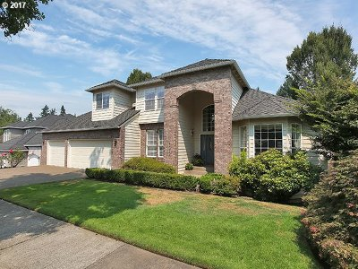 Tualatin Single Family Home For Sale: 19041 SW Chesapeake Dr