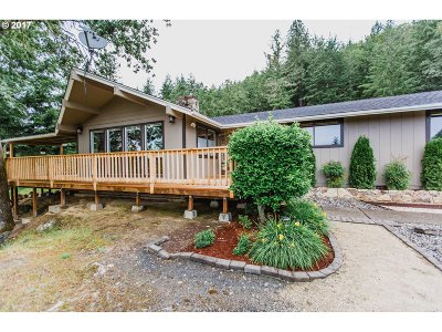 Sutherlin Single Family Home For Sale: 698 Deady Crossing Rd