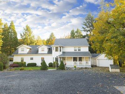 Newberg, Dundee, Mcminnville, Lafayette Single Family Home For Sale: 29830 NE Benjamin Rd