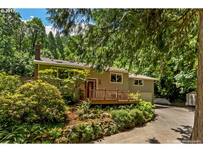 Gresham Single Family Home For Sale: 33410 SE Francis Rd