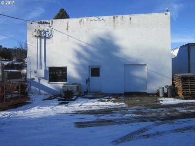 Wallowa OR Commercial For Sale: $79,900