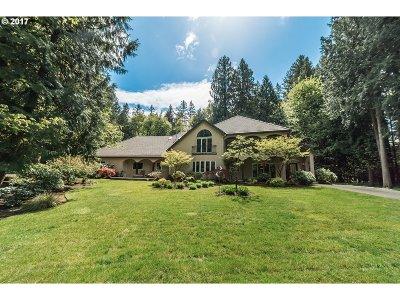 Aurora Single Family Home For Sale: 15630 NE Becke Rd