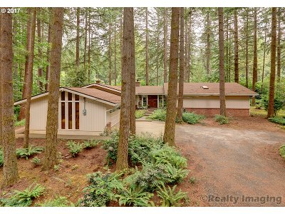 Oregon City Single Family Home For Sale: 23590 S Beatie Rd