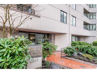 Condo/Townhouse For Sale: 2245 SW Park Pl #6C