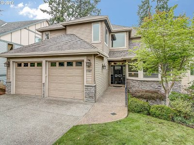 Beaverton Single Family Home For Sale: 7727 SW Laird Pl