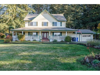 Stayton Single Family Home Bumpable Buyer: 41133 Huntley Rd SE