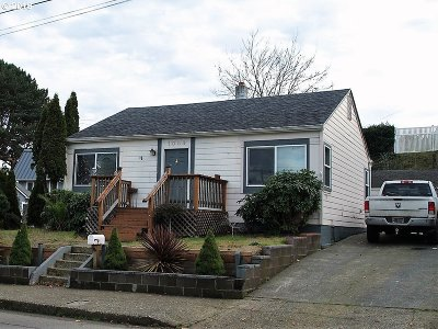 Coos Bay Single Family Home For Sale: 1063 Elrod Ave