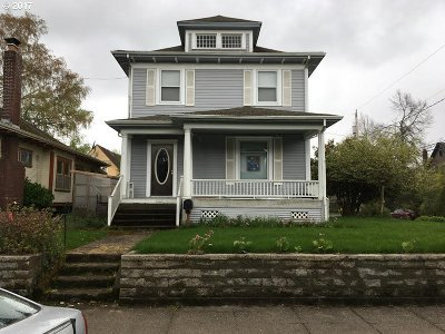 Single Family Home For Sale: 1707 SE 35th Ave