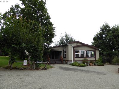Oregon City Single Family Home For Sale: 24050 S Newkirchner Rd