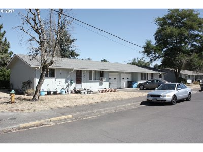 Junction City Multi Family Home For Sale: 420 E 2nd Ave