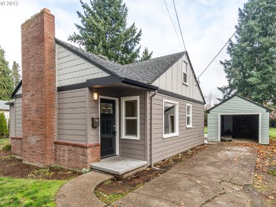 Hillsboro Single Family Home For Sale: 452 SE 8th Ave