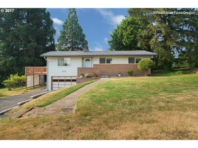 Forest Grove OR Single Family Home For Sale: $412,500