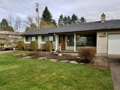 Single Family Home Sold: 3801 NE 60th Ave